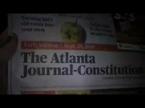 The Birmingham News vs. The Atlanta Journal Constitution