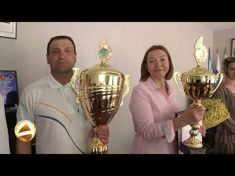 Глава города поздравил мегионскую команду с победой в региональном этапе фестиваля ГТО