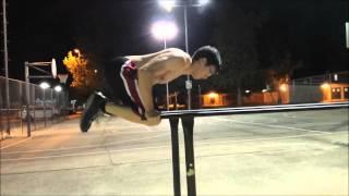 Tuck Planche Push ups