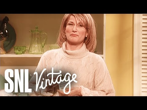 Martha Stewart on St. Patrick's Day Cold Open - SNL