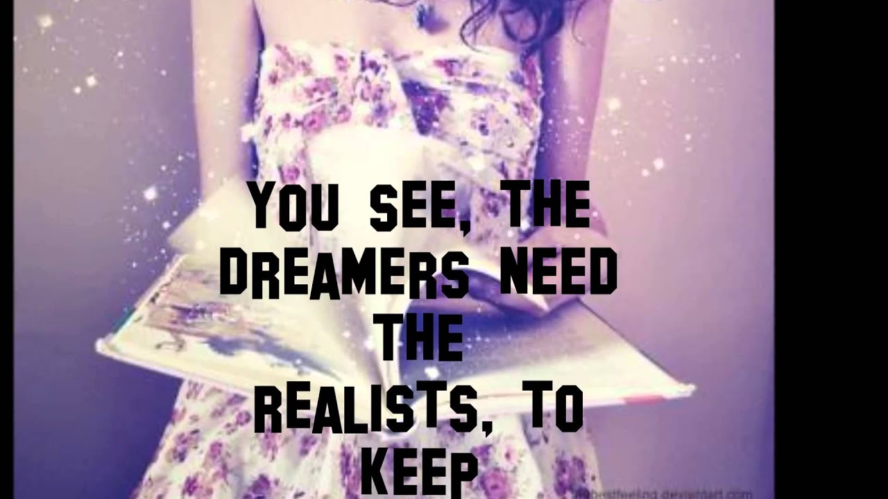 Inspirational Quotes Wallpaper Rapper Quot There Are Dreamers And There Are Realists In This World