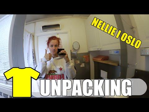 UNPACKING|NELLIEIOSLOVLOG