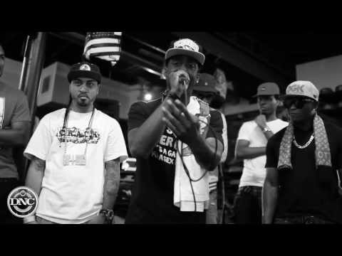 #LegalizeLoud Cypher - Translee, Zip K, SyAriDaKid, BandGeakz, Tabius Tate, Young Lyxx, Cheef & DJ Krunch [Digital Nativ3 Culture Submitted]