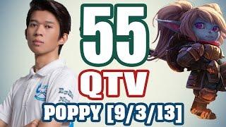 BM.QTV - Poppy vs Hecarim - Rank Kim Cương Việt