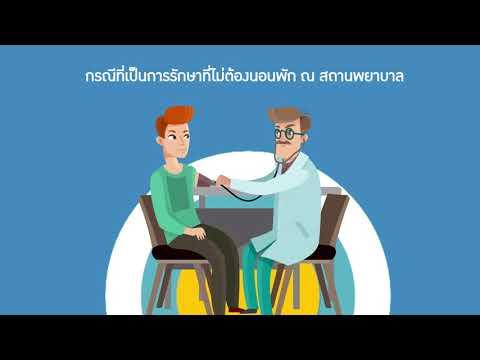 การเบิกจ่ายค่ารักษาพยาบาล กรณีสำรองจ่าย (สิทธิสวัสดิการรักษาพยาบาล พนักงานองค์กรปกครองส่วนท้องถิ่น)