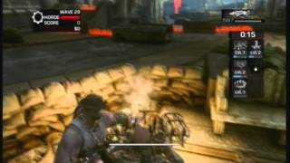 Gears of war 3: How to get the unlimited amo mutator (easy way)