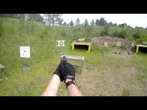 CZ 75 Kadet CCI Mini Mag Ammo Testing