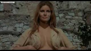 Raquel Welch as Enticing Mexican Maiden