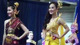 HMONGWORLD: BEAUTY ROUND, MISS HMONG INTERNATIONAL 2016, FRESNO, CA _ ALL Contestants