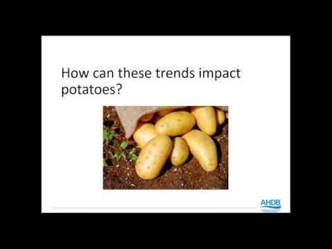 GB First Potatoes Area Estimate Webinar