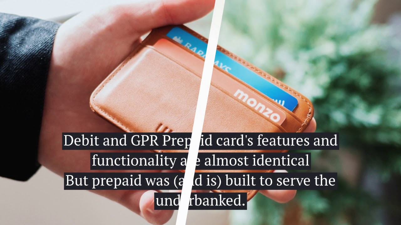 Reloadable Prepaid Cards >> What S The Average Longevity Of A Debit Card Vs A Reloadable Prepaid Card