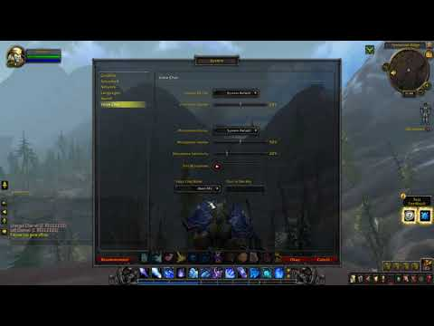 New WoW Voice Chat In Battle For Azeroth! Going To Be Great For Pugs