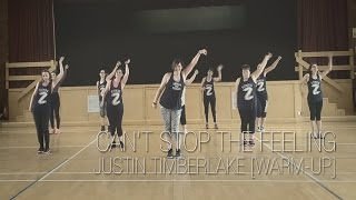 Can't Stop The Feeling (warm-up) - Zumba with Helen