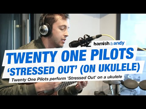 Twenty One Pilots  Stressed Out Ukulele Version