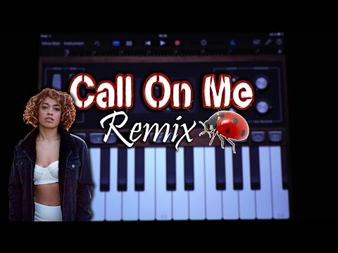 Starley - Call On Me (Ryan Riback Remix) (GARAGEBAND TUTORIAL)