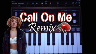 Starley - Call On Me (Ryan Riback Remix) (GARAGEBAND TUTORIAL)