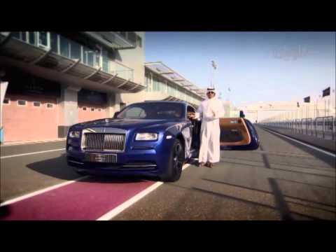 Rolls-Royce Wraith Drive Event - Doha Qatar