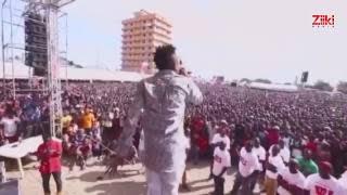 Dogo Janja Perfomance at Mbagala Kiepe Yai