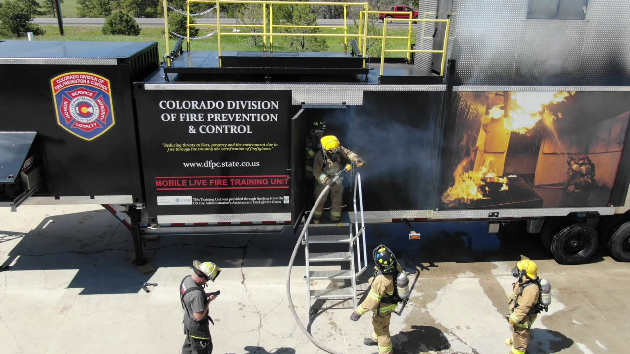 Media Advisory: State Fire Agency Dedicates High Tech