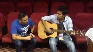 Jaba Sandhya huncha by Bijay Subedi feat. Binnam Shakya at BPKIHS