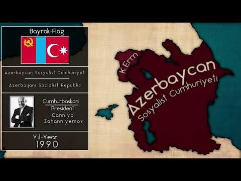 Alternatif Azerbaycan Tarihi/ Alternate History Of Azerbaijan