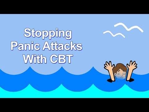 How to Stop a Panic Attack With CBT