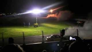Drifting- Östersund Airport Race 2013 (STCC)