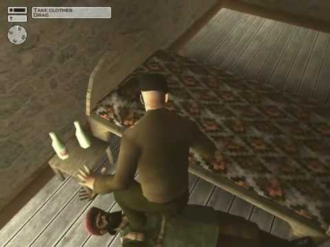 18. Let's Play Hitman 2 Silent Assassin - Murder at the Bazaar  