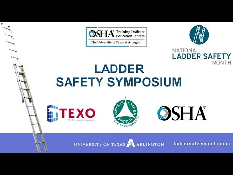Ladder Safety Symposium 2017