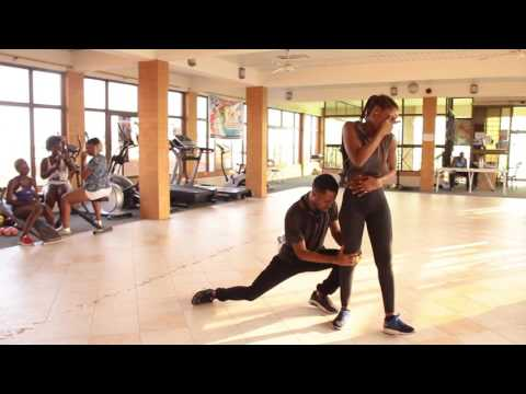 Adina -Too Late(Dance cover) by@Mickieflex & @hadaasahsare