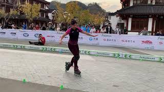 Wu Yi Shan Slalom Open Slides Women Final