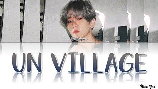 Gambar cover Baekhyun EXO (백현) - UN Village (Color Coded Lyrics Eng/Rom/Han )
