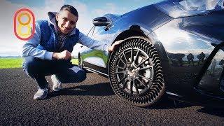 Download Это Michelin Uptis — шины БЕЗ ВОЗДУХА Mp3 and Videos