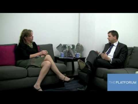 CEO on a Sofa -- Alliance Trust Savings' Patrick Mill