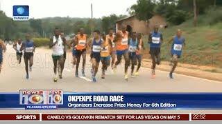 Okpekpe Organisers Increase Prize Money For 6th Edition Pt 4 | News@10 | thumbnail