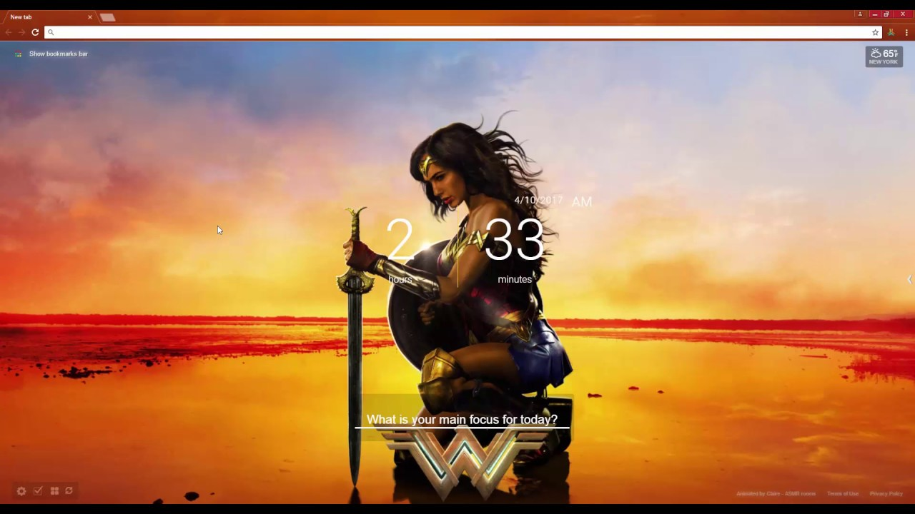 Wonderwoman Live Wallpaper