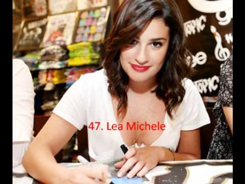 Top 100 Sexiest Girls In The World 2011