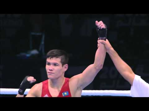 AIBA World Boxing Championships Doha 2015 - 10 Finalists of the Day