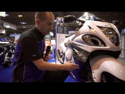 Suzuki Hayabusa ABS Model Information Video