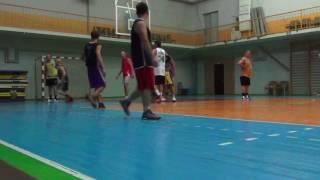 Новая Каховка тренировка баскетбол 25.07.2017 (4 часть)