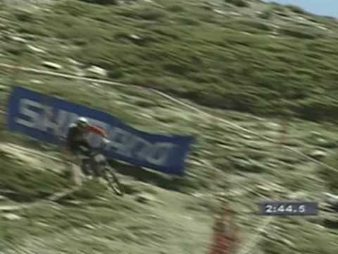 Mountain Bike World Championships - Steve Peat