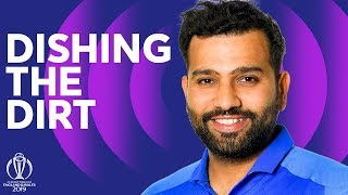 The Hitman dishes the dirt on his teammates! | ICC Cricket World Cup 2019
