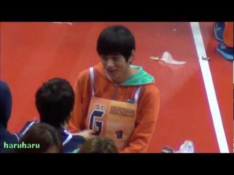 130128-29 아이돌육상대회 Kim Myungsoo