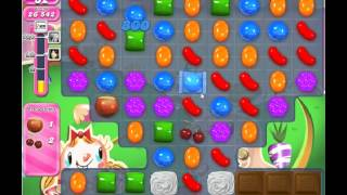 Candy Crush Saga Level 72 - 2 Star - no boosters