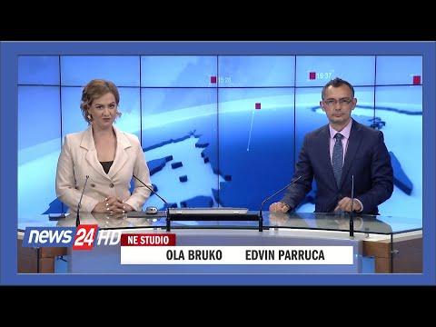 4 qershor, 2020 Edicioni i Lajmeve ne News24 (Ora 16.30) @News24 Albania