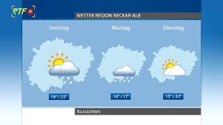 RTF.1-Wetter 31.07.2020
