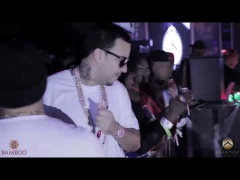 French Montana Birthday Celebration with Rick Ross, Miguel, DJ Camilo and many more