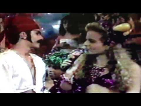 Carnaval no programa Clube da Criança - 1992