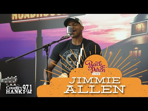 "Jimmie Allen -  ""Best Shot""  (Acoustic)"
