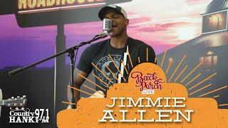 """Jimmie Allen -  """"Best Shot""""  (Acoustic) Video"""